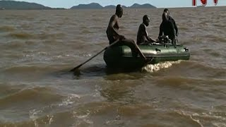 Police marine unit continues search for bodies of drowned Busitema students