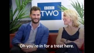 Jamie Dornan, Gillian Anderson - The Fall Series 3 in three words