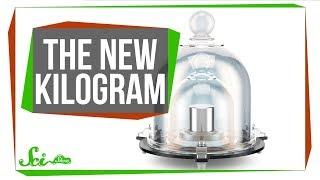 A Kilogram Is Now a Kilogram—Forever | SciShow News