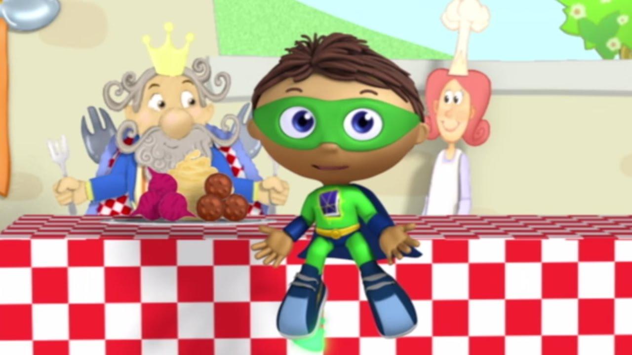 5. King Eddie Who Loved Spaghetti