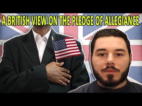 A British take on why the Pledge of Allegiance is subtle brainwashing