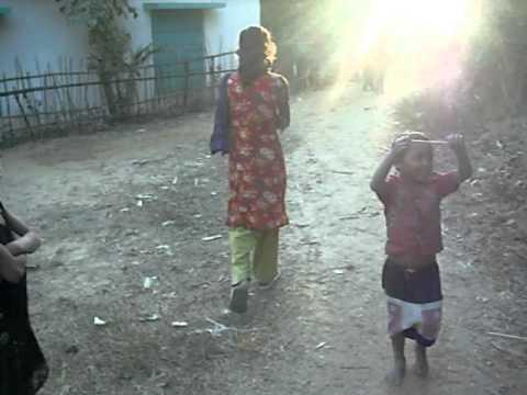 Village kids @Cox's Bazar, Bangladesh