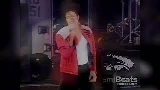 Beat It live in Oslo'92 [Extended Snippet]