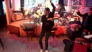 Prestation Flamenco - École de danse Migrations à la Ninkasi Saint-Jean