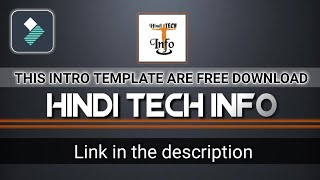 intro template free download, Intro Project #1