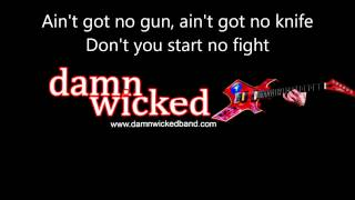 ACDC, TNT cover by Damn Wicked