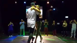 Felix & Paris @ Sydney Bailar Kizomba Festival 2017