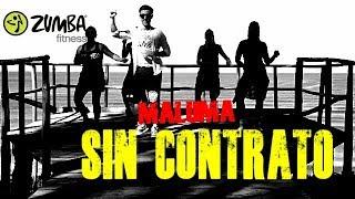 Zumba Fitness - Maluma - Sin Contrato (DJ Tronky Bachata Remix)