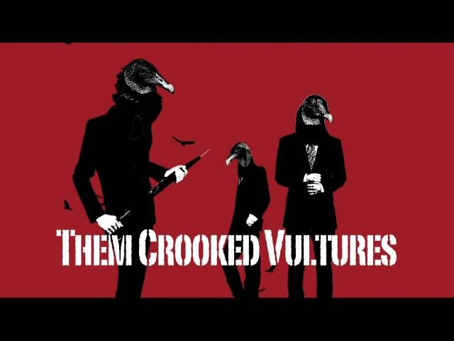 Video oficial de Nobody Loves Me de Them Crooked vultures