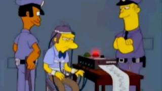 The Simpsons - Moe and the Lie Detector