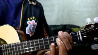 tocando cavquinho Zeca Pagodinho ( SE EU FOR FALAR DE TRISTEZA