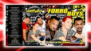 Forró Boys vol.  03 - 13 Porque Te Amo