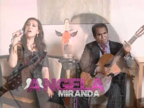 Hasta Que Llegaste Tu de Angela Miranda Letra y Video