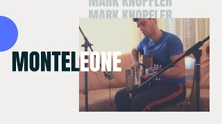 Mark Knopfler Monteleone - Cover | Jasmine Guitars