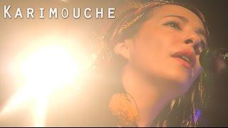 Karimouche - Des mots démodés - Live @ Le Pont des Artistes