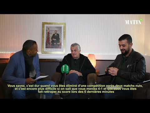 Video : Zoran Manojlovic : Les raisons de mon départ ? Demandez au président ! Moi, j'avais envie de rester