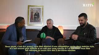 Zoran Manojlovic : Les raisons de mon départ ? Demandez au président ! Moi, j'avais envie de rester