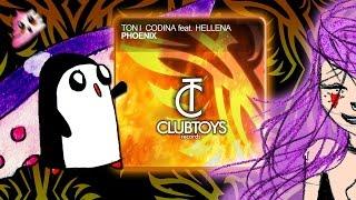 Toni Codina feat. Hellena - Phoenix
