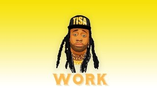 ♛ Ty Dolla $ign ft Fifth Harmony Type Beat ''Work'' Instrumental 2017
