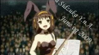 Princess Ai feat Haruhi Suzumiya