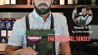 The cocktail series - Smash nº5 by Carlos Santiago