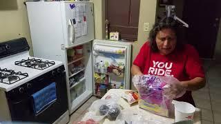 Cuando peleas con tu mamá porque compraste duraznos pero ella dice que son nectarinas #DoñaMari