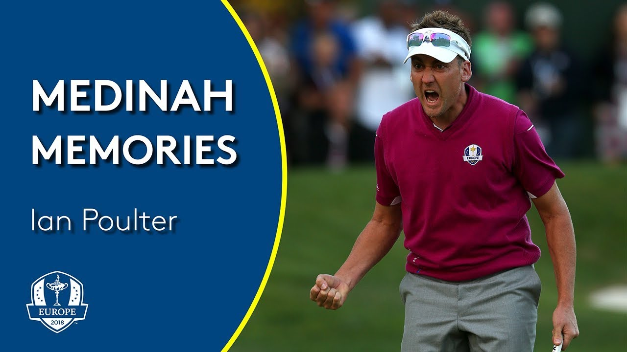 Ian Poulter on the Miracle at Medinah