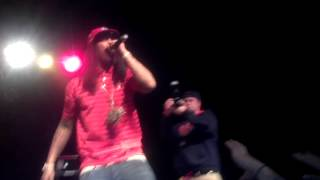 Waka Flocka - Death of Me LIVE IN GRAND RAPIDS