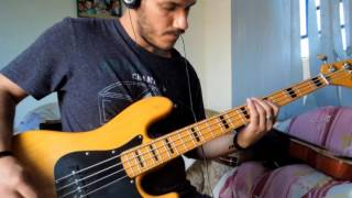 Kings Of Leon - Waste A Moment (Bass Cover)