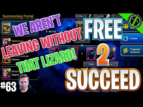 The Summon Rush Wasn't Busted! Everything Looks Good To Go | Free 2 Succeed - EPISODE 63