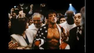 Musique film - Rocky 1976 ( Sylvester Stallone ).