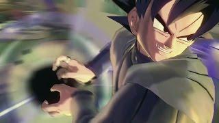 Dragon Ball XENOVERSE 2 - Goku Black Reveal Trailer | PS4, X1, Steam
