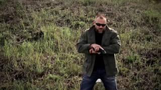 Pretorian Worldwide. Handgun and knife in CQC environments.