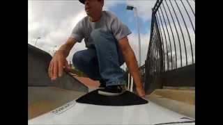 WaveSkate at the Skatepark!!