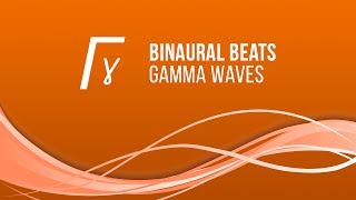 Binaural Beats Gamma Waves – Brainwave Entrainment with Focus Music for Learning Trailer HD