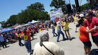 BBCFF Cajun Two Step Dance contest