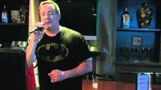 "karaoke/  Tim Moore ""Faithfully"" 3/6/2011"