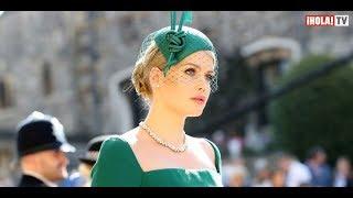 Lady Kitty Spencer, el nuevo ícono de moda de la realeza   ¡HOLA! TV