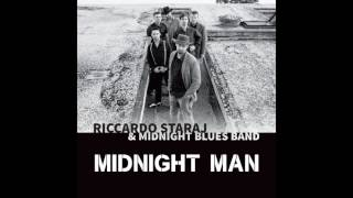 Riccardo Staraj & Midnight blues band - Devil in love (Official audio)