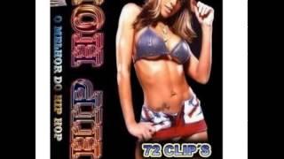 Dvd O Melhor Do Hip Hop 72 Clip´s  de Graça