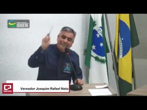Vereador Joaquim fala sobre o atendimento odontológico em Goioerê