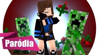 Minecraft: PARÓDIA DESPACITO (Luis Fonsi, Daddy Yankee ft. Justin Bieber) - Creeperzinho