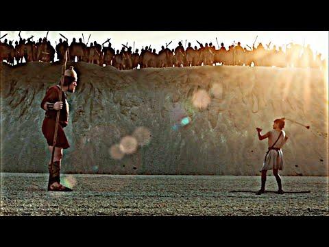 Livro de Samuel 17, Antigo Testamento: A Batalha de Davi e o gigante Golias