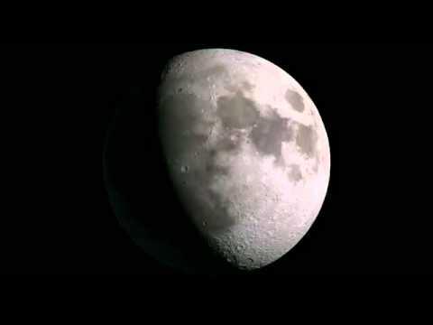 2分半 看完一年的月亮 - YouTube