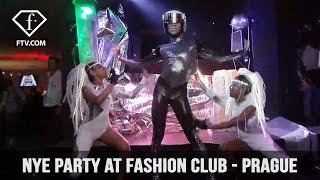 NYE party at Fashion club Prague | FashionTV