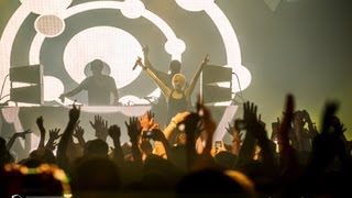 "Cosmic Gate + Emma Hewitt LIVE @ Echostage - ""Be Your Sound"""
