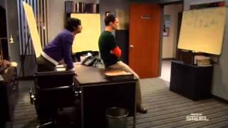 The Big Bang Theory - Eye of the tiger [ITA]