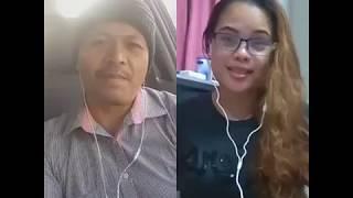 KUNG SAKALING IKAW AY LALAYO - cover by Charm Angel Jacob Bartolay + Migz Larry
