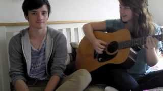 Two Door Cinema Club - Sleep Alone cover (Jack Vallier & Mhairi McDonald)
