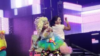 Nicki Minaj - Turn me on - Live in Oslo, Norway